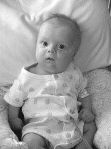 Our son Elijah Praise.